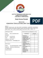 LAPORAN TEKNOLOGI MAKLUMAT PENDIDIKAN (TMK)