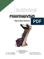 FloormapVS2i Complete Manual 2.4