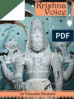 Krishna Voice February 2018
