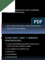 5.9 Barrera Hemato-acuosa y Barreras Hemato-retinianas.pptx
