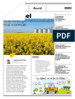 Biodiesel Une Nergie Reouvelable Mal Connue