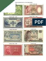 Berbagai Jenis Mata Uang Indonesia