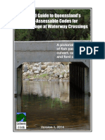 A Field Guide to Queenslands Self Assessable Codes for Fish Passage at Waterway Crossings