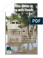 A Public Guide to Living With Floods