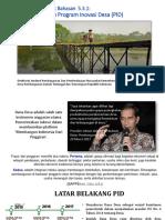 SPB 4.1.1.a Review Pokok Kebijakan PID