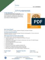 CBN-030 Proficy CIMPLICITY Fundamentals