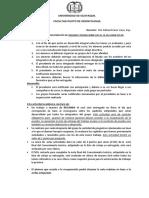 Parámetros Para Recuperacion de Trabajo Formativo