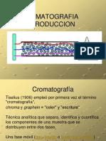 Cromatografia introduccion