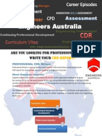 CDR (Competency Demonstration Report) Writing Services India Hyderabad - Migration Skills Assessment Engineers Australia