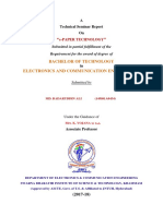 e-Paper Technology Document