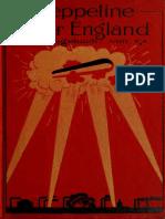 Zeppeline Über England - Ein Tagebuch 1917