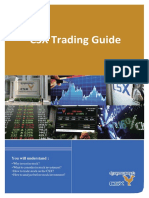 CSX Trading Guide
