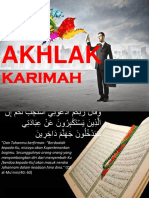 Bab 6 Akhlak Karimah X