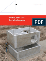 HumeGard Technical Manual Issue 3 March 2015