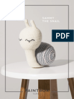 a2b5afc28 10130112 Sammy the Snail in Paintbox Yarns DK CRO TOY 006 Downloadable PDF 2