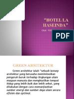 Hotel La Haseinda