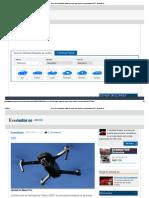 Así Es El Dron Plegable Capaz de Seguir a Los Coches Que Ya Prueba La DGT - Ecomotor.es
