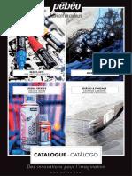 Pebeo Catalogue General