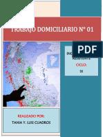 TIPOS DE ONDAS , COMPARACION DE LA NORMA E-030 Y COMO SE HALLA EL FACTOR R