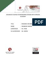 Anzani Project Report