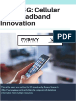 LTE to 5G_ Cellular and Broadband Innovation