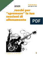 Guitar Praxis - Turbopratica