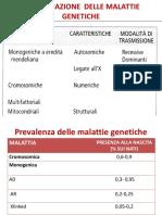Down Malattie Genetiche