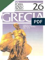 Fernandez Nieto F. J. Grecia en la primera mitad del Siglo IV. Historia del Mundo Antiguo 26..pdf