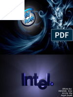 Intel Final Ppt