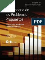 EstadÃ-sticas y EconometrÃ-A Financiera Solucionario Completo High (1)