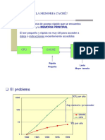 Clases de Memoria Cache - AAC 2013 (1)
