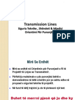New Hire Orientation Orientim Per Punonjesit e Rinj Linja Transmetimi Ndertim
