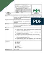 9.4.4.1 Distribusi Informasi Dan Komunikasi Hasil Peningkatan Mutu Layanan Klinis Dan Keselamatan Pasien