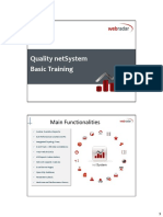 Quality NetSystem NetBoard - Training