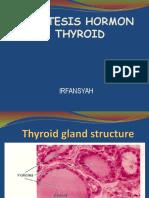 Sintesis Tiorid Irfan Final
