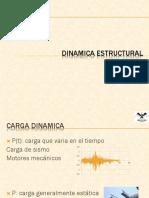 Clase 3 - Dinamica Estructural