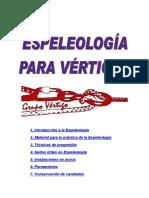 Espeleología para Vértigos