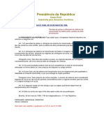 Código de Processo Civil - Lei 9800_90 - Sistema de Transmissão de Dados Para Prática de Atos Processuais