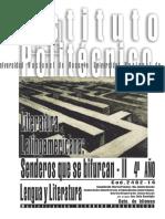 2402-14 LENG y LITERATURA Literatura latinoamericana - Senderos que se bifucan II.pdf