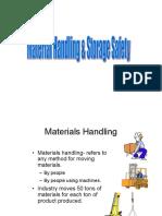 Materials Handling for SEPTEMBER 2013