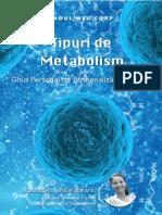 5 Tipuri de Metabolism