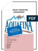 Marketing Plan Final With Compete Ti On Analysis