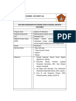 Job Sheet Senam Hamil