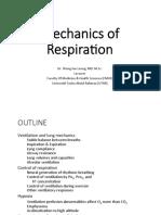 L5 - Mechanics of Respiration