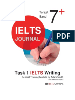 IELTS General - Writing Task 1 (Adam Smith)