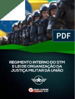 Regimento Interno Do STM e Lei de Organização Da Justiça Militar Da União - Final
