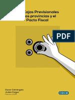 Las Cajas Previsionales de las provincias y el Pacto Fiscal
