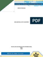 Evidencia 12 Import Process