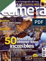 [2009 Octubre] Revista Digital Camera - 50 Trucos Para Obtener Fotos Increibles