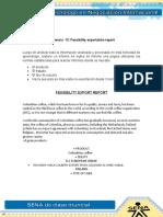 Evidencia 13 Feasibilty Exportation